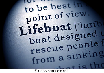 lifeboat - Fake Dictionary, Dictionary definition of the...