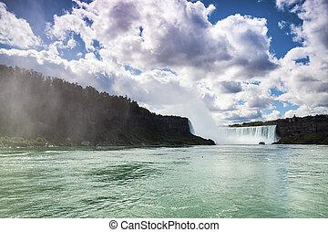 Niagara Falls Canada USA - Niagara Falls, Ontario, Canada