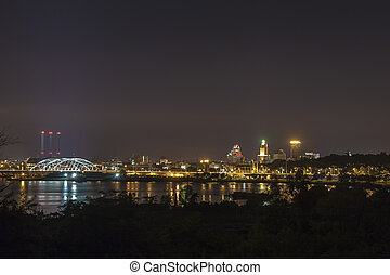Panorama of Providence, USA - Panorama of Providence, Rhode...