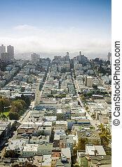 San Francisco Skyline - near to downtown