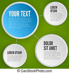 Modern Design Layout - Modern infographics vector design...