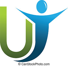 U people logo image