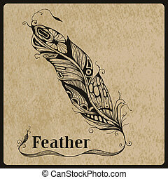 Vector Feather