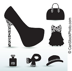 fashion accessories - Elegant fashion accessories for women