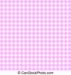 Pink tablecloth pattern - Pink and white tablecloth pattern...