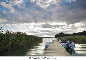 Ready for a lake trip?