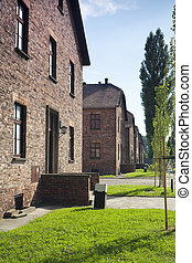 Auschwitz-Birkenau Concentration Camp - Concentration Camp...