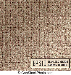 texture of burlap, - Realistic texture of burlap, canvas....