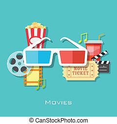 Movie Backround