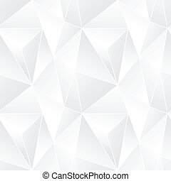 Triangle seamless abstract vector pattern - geometric mosaic...