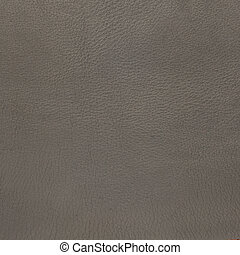 Grey leather texture closeup background