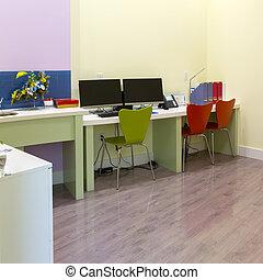 Interior design - Healthcare clinic interior design
