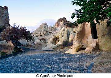 Cappadocia, ancient churches