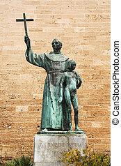 Monument of Junipero Serra Palma - Monument of Junipero...