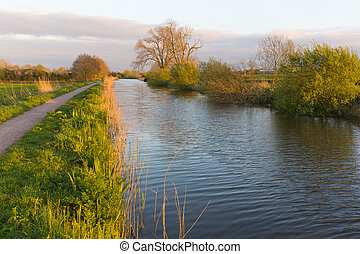 Bridgwater and Taunton Canal UK - Bridgwater and Taunton...