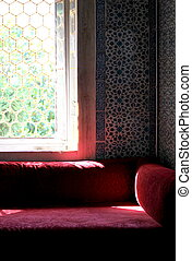 pavo, habitación,  topkapi, palacio, Estambul, circuncisión