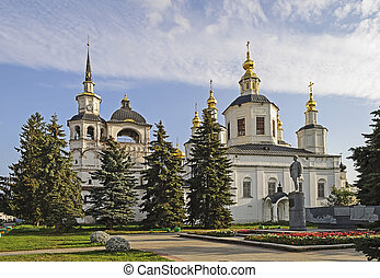 Assumption Cathedral in Great Ustyug - Cathedral of the...