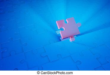 Final puzzle piece