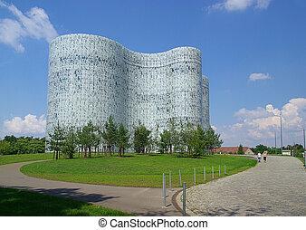 Cottbus library 05
