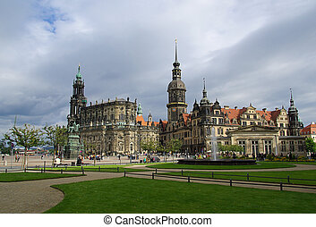 Dresden old town 06