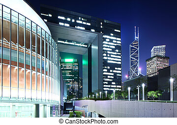 Government headquarter in Hong Kong