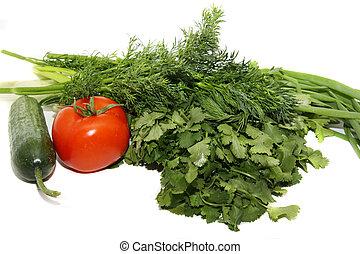 fresh vegetable for diet nutrition