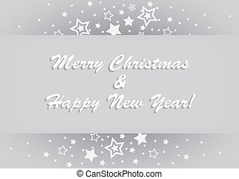 Holiday greetings classic - Holiday greeting - Merry...