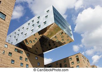 Modern Architecture in Berlin, Germ - Modern Hotel in...