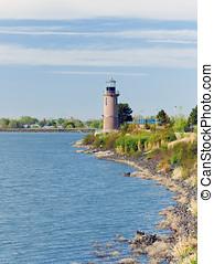 Clover Island Lighthouse. Kennewick, WA - Clover ISland...