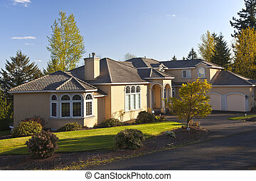Residential mansion Clackamas Oregon. - Residential mansion...