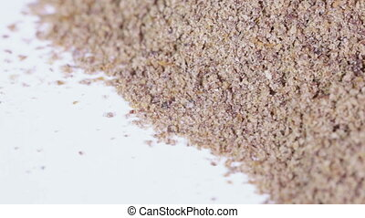 Crude Fiber vegetative - Vegetable fibers from seeds milk...