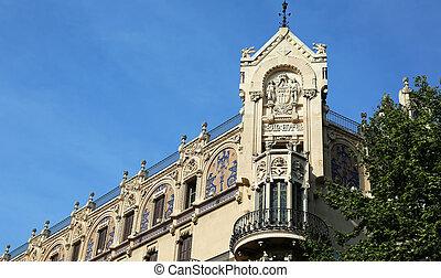 Edifici Casayas Palma de Mallorca - Edifici Casayas, today a...