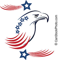 American eagle Clipart Vector and Illustration. 4,322 ...