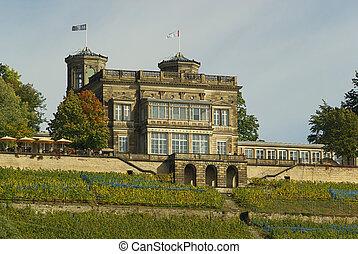 Dresden castle Lingnerschloss