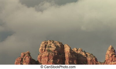 Sculpted Red Rock Formations of Sedona