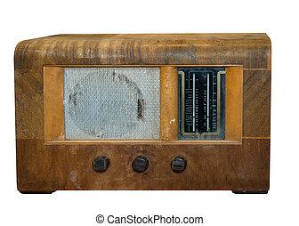 Antique New Zealand Radio