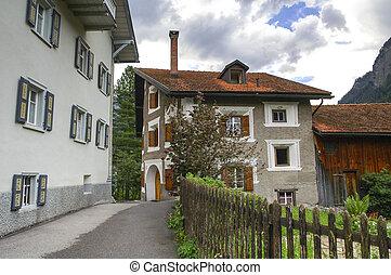 Bergun / Bravuogn (Switzerland) - Bergun / Bravuogn...
