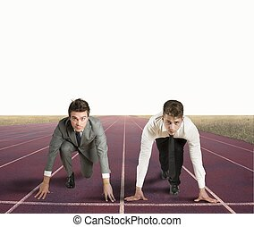 Business competition - Concept of competition in business...