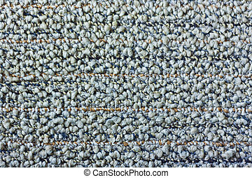 Gray carpet texture - Close up view of gray carpet texture...