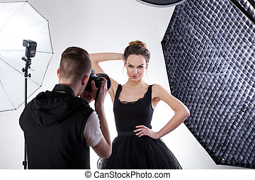 Fashion photography - Professional fashion photography in...