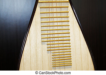 traditional Chinese Musical Instruments pipa - traditional...