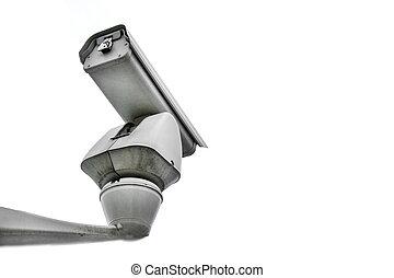 Outdoor security surveillance camera