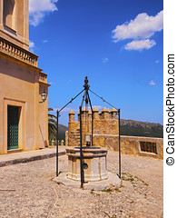 Saint Salvador Sanctuary in Arta on Majorca - Santuari de...