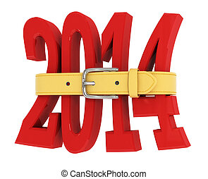 3d 2014 with belt
