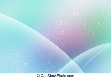 Colorful abstract background picture with glitter and light
