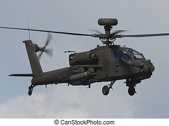 apache ah2 display raf waddington