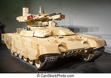 Tank Support Fighting Vehicle quot;Terminator-2quot; -...