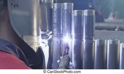 Perfect welding - Precise welding by gas tungsten arc...