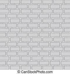 white stone brick wall