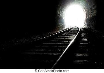 End of the tunnel